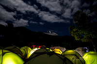 Tents in the Night
